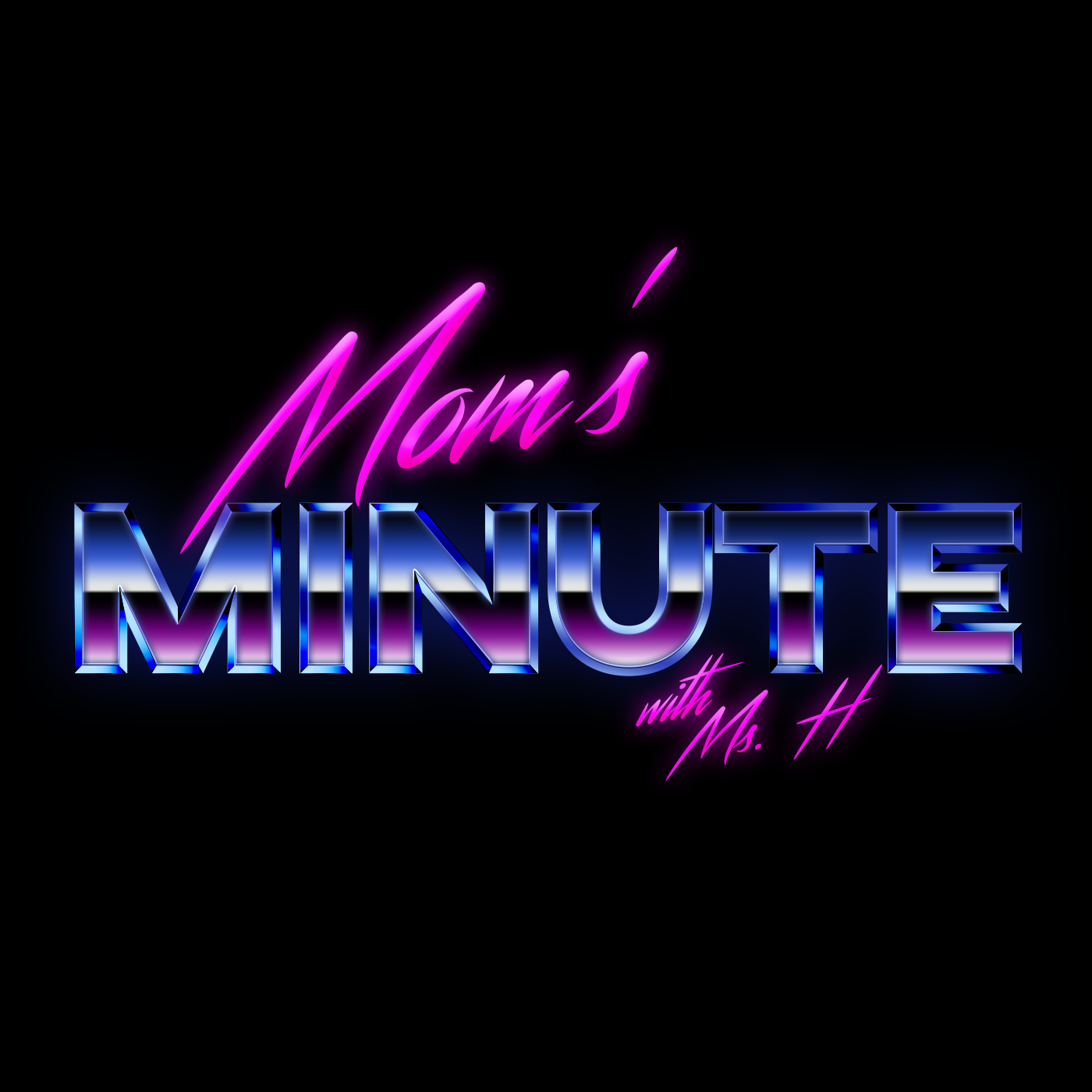 Mom's Minute Podcast